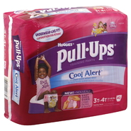 Huggies Pull-Ups Training Pants, Cool Alert, Size 3T-4T (32-40 lb), Disney Princess, Mega, 40 pants at Kmart.com