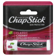ChapStick Skin Protectant, Sunscreen SPF 4, Classic Cherry, 0.15 oz (4 g) at Kmart.com