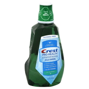 Crest Pro-Health CPC Antigingivitis/Antiplaque Oral Rinse, Cool Wintergreen, 50.7 fl oz (1.5 l) at Kmart.com