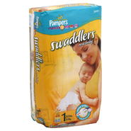 Pampers Swaddlers New Baby Diapers, Size 1 (8-14 lb), Sesame Beginnings, Jumbo, 44 diapers at Kmart.com