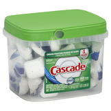 Cascade Dishwasher Detergent, ActionPacs, Fresh Scent, 60 pacs [38.1 oz (2.38 lb) 1.08 kg] at mygofer.com
