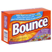 Bounce Fabric Softener, Spring Awakening, Scent Level 3, 120 sheets at Kmart.com