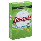 Cascade Dishwasher Detergent, Lemon Scent, 75 oz (4.68 lb) 2.12 kg at mygofer.com