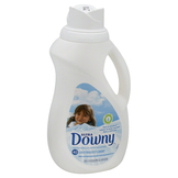 Downy Fabric Softener, Concentrated, Free and Sensitive, 34 fl oz (1.07 qt) 1.02 lt at mygofer.com