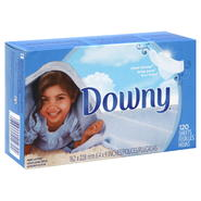 Downy Fabric Softener Sheets, Clean Breeze, 120 sheets at Kmart.com