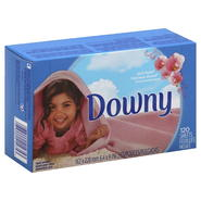 Downy Fabric Softener Sheets, April Fresh, 120 sheets at Kmart.com