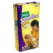 Pampers Swaddlers Diapers, Size 2 (12-18 lbs), Sesame Street, Jumbo, 42 diapers at Kmart.com