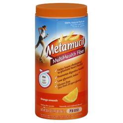 Metamucil MultiHealth Fiber Dietary Fiber Supplement/Therapy for Regularity, Orange Smooth, 30.4 oz (1.9 lb) 861 g at Kmart.com