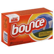 Bounce Fabric Softener Sheets, Outdoor Fresh, 120 sheets at Kmart.com