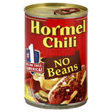 Hormel Chili, No Beans, 15 oz (425 g) at mygofer.com