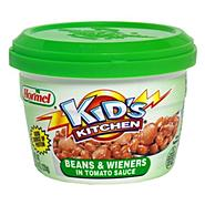 Hormel Kid's Kitchen Beans & Wieners in Tomato Sauce, 7.5 oz (213 g) at Kmart.com