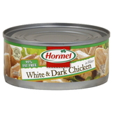 Hormel Chicken, White & Dark, in Water, 5 oz (142 g) at mygofer.com