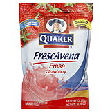 Quaker FrescAvena Oat Beverage Mix, Strawberry, 12.35 oz (350 g) at mygofer.com