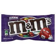 M & M Chocolate Candies, Dark