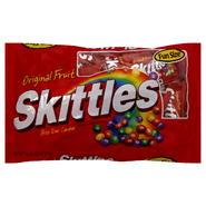 Skittles Bite Size Candies, Original Fruit, Fun Size, 13.3 oz (377.1 g) at Kmart.com