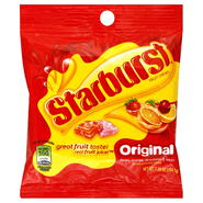 Starburst Fruit Chews, Original, 7.2 oz (204.1 g) at Kmart.com
