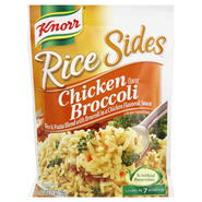 Lipton Rice Sides Rice & Pasta Blend, Chicken Broccoli, 5.5 oz (155 g) at Kmart.com