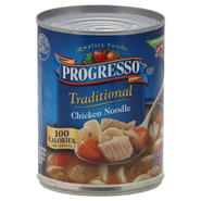 Progresso Traditional Soup, Chicken Noodle, 19 oz (1 lb 3 oz) 538 g at Kmart.com