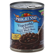 Progresso Vegetable Classics Soup, Hearty Black Bean, 19 oz (1 lb 3 oz) 538 g at Kmart.com