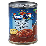 Progresso Vegetable Classics Soup, Hearty Tomato, 19 oz (1 lb 3 oz) 538 g at Kmart.com