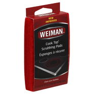 Weiman Scrubbing Pads, Cook Top, 3 pads at Kmart.com