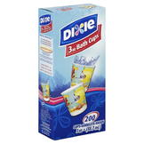 Dixie Bath Cups, 3 oz, 200 cups at mygofer.com