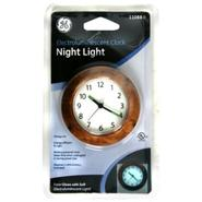 GE Night Light, Electroluminescent Clock, 1 night light at Kmart.com