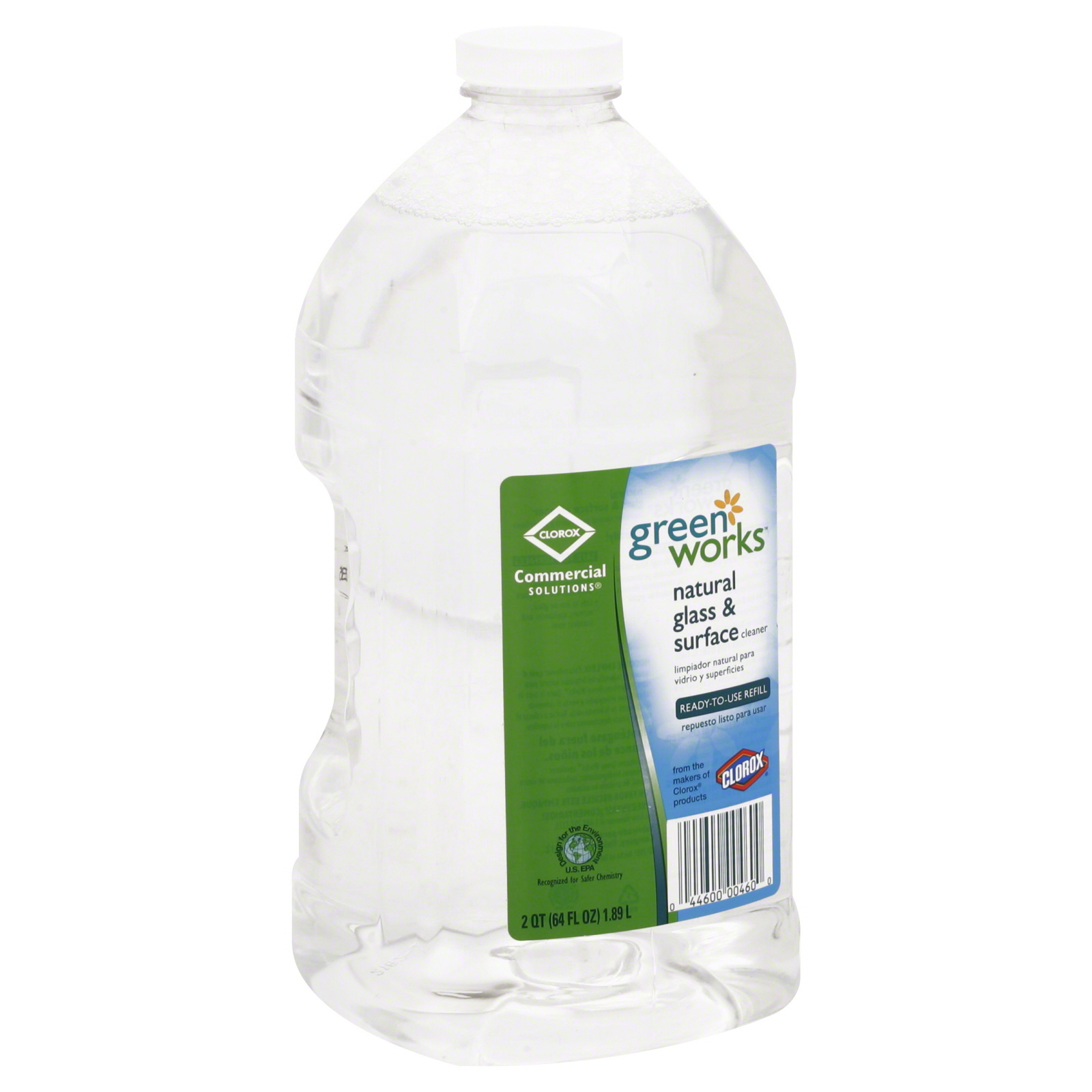 Commercial Solutions Glass & Surface Cleaner,