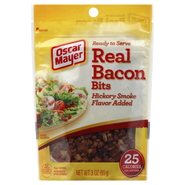 Oscar Mayer Real Bacon, Bits, 3 oz (85 g) at Kmart.com