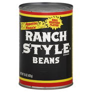 Ranch Style Beans, 15 oz (425 g) at Kmart.com