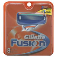 Gillette Fusion Cartridges, 8 cartridges at Kmart.com