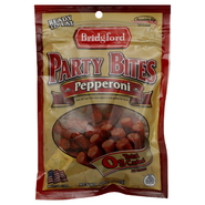 Bridgford Party Bites, Pepperoni, 6 oz (170 g) at Kmart.com