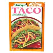 Durkee Taco Seasoning Mix, 1.125 oz (32 g) at Kmart.com