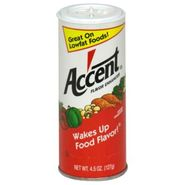 Accent Flavor Enhancer, 4.5 oz (127 g) at Kmart.com