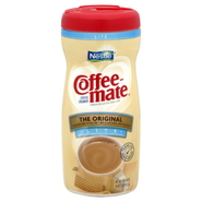 Coffee-mate Coffee Creamer, Original, Lite, 16 oz (1 lb) 453.5 g at Kmart.com