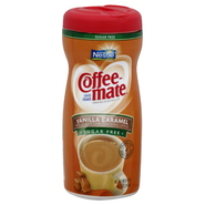 Coffee-mate Coffee Creamer, Vanilla Caramel, Sugar Free, 10.2 oz (289.1 g) at Kmart.com