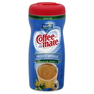 Coffee-mate Coffee Creamer, French Vanilla, Sugar Free, 10.2 oz (289.1 g) at Kmart.com