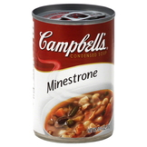 Campbells Soup, Condensed, Minestrone, 10.75 oz (305 g) at mygofer.com