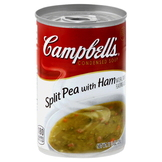 Campbell's Soup, Condensed, Split Pea with Ham, 11.5 oz (326 g) at mygofer.com
