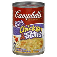 Campbell's Soup, Condensed, Chicken & Stars, Classic Recipe, 10.5 oz (298 g) at Kmart.com