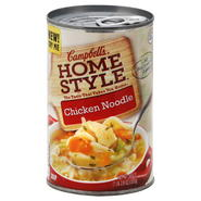 Campbell's Home Style Soup, Chicken Noodle, 18.6 oz (1 lb 2.6 oz) 527 g at Kmart.com
