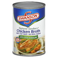 Swanson Natural Goodness Broth, Chicken, 33% Less Sodium, 14.5 oz (411 g) at Kmart.com