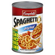 Campbell's Spaghetti O's, Original, 15 oz (425 g) at Kmart.com