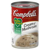 Campbell's Healthy Request Soup, Condensed, Cream of Mushroom, 10.75 oz (305 g) at mygofer.com