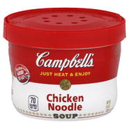 Campbell's Soup, Chicken Noodle, 15.4 oz (435 g) at Kmart.com