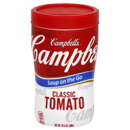 Campbell's Soup on the Go Soup, Classic Tomato, 10.75 oz (305 g) at Kmart.com