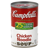 Campbell's Condensed Soup, Chicken Noodle, 10.75 oz (305 g) at mygofer.com