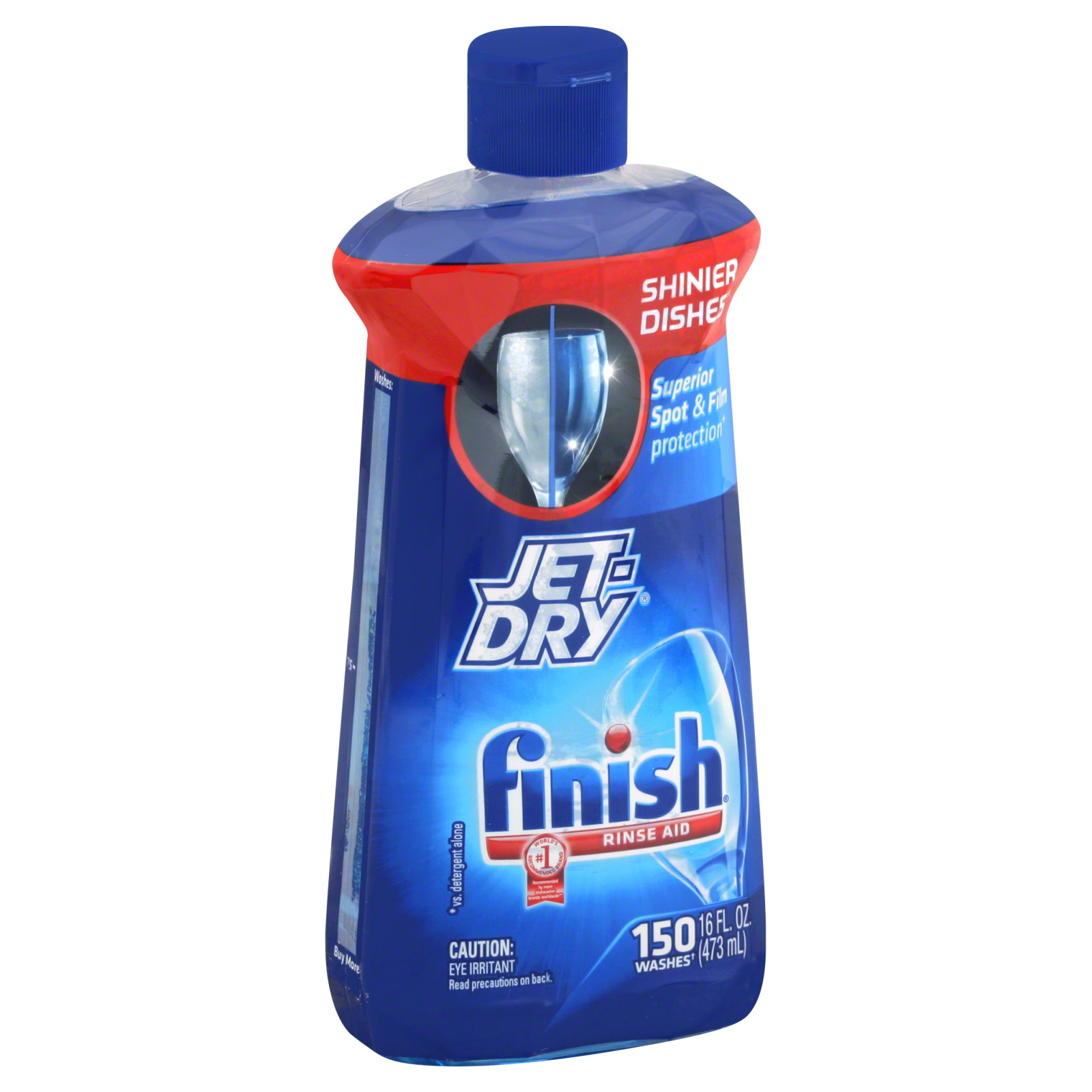 Finish  Jet-Dry Rinse Aid, 16 fl oz (473 ml)