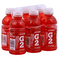 Gatorade Electrolyte Beverage, Low Calorie, Fruit Punch, 6 - 12 fl oz (355 ml) bottles at mygofer.com