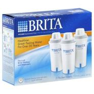 Brita Replacement Filter, Pitcher, 3 filters at Kmart.com